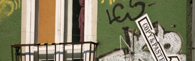 mietminderung wegen graffiti. Black Bedroom Furniture Sets. Home Design Ideas